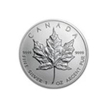 2013 Canada 1 oz Silver Maple Leaf BU #13921v2
