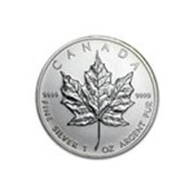 2010 Canada 1 oz Silver Maple Leaf BU #13925v2