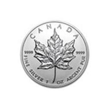 2012 Canada 1 oz Silver Maple Leaf BU #13922v2