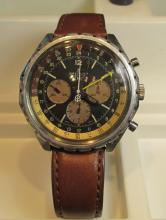 Breitling Chronometer 1960's Military GMT Watch