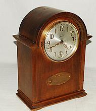 1936 Session Mantle Clock