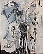 SALVADOR DALI ( 1904-1989) Don Quichotte Céramique