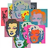 ANDY WARHOL (1928-1987)  « Marilyn »