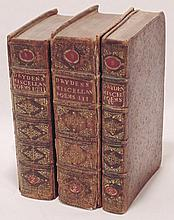 Dryden, John.  Miscellany Poems. 1692-1694.