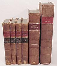 [Law, Group of 3, Early Printed]