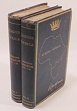 Cameron, Verney Lovett.  Across Africa