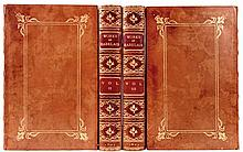 [Bayntun Bindings] Rabelais, Francis.  The Works