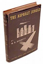 Burnett, W.R.  The Asphalt Jungle