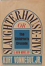 Vonnegut, Kurt Jr. [Signed] Slaughterhouse-Five;  or, the Children's Crusade:  A Duty-Dance with Death