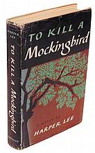 Lee, Harper.  To Kill A Mockingbird