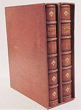 Pepys, Samuel;  Braybrooke, Richard.  Memoirs of Samuel Pepys Comprising his Diary from 1659 to 1669