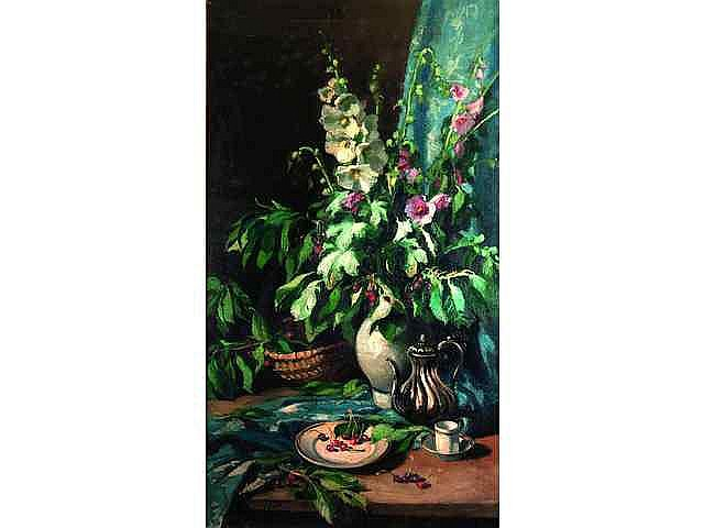* GABORIAUD Josué (1883-1955). Nature morte 2000 /