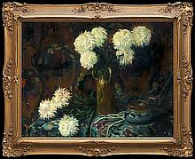 van Hoorde Louis - STILL LIFE, oil, canvas