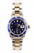 Men's Rolex Submariner Watch