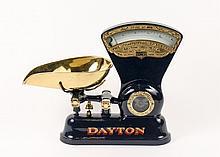 Dayton Countertop Candy Store Fan Scale w/Scoop