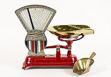 National Store Specialty Co. 4 lb. Candy Scale
