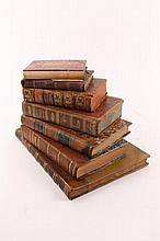 Seven 18th/19th Century Novels & History Books