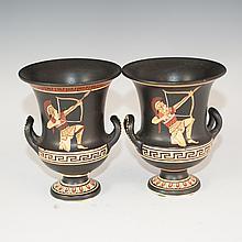 Greek Replica Vases