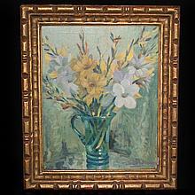 Trevor Williams Still Life Oil Painting