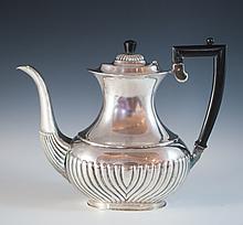 Silver Crafton Tea Pot