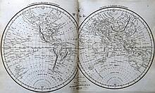 Fenner, Rest - Fenner's Pocket Atlas, 79 Maps, 1828