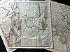 Europe C1650/1762 Collecton of 3 Maps. Jansson/Bleau, Tindall/Rapin & Janvier