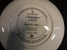 Royal Doulton collectible plate