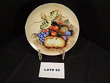 Lefton China plate