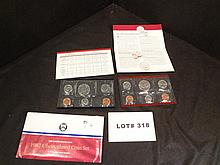 Uncirulated Mint Sets, Denver and Philadelphia