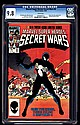 1984 MARVEL SUPERHEROES SECRET WARS 8 CGC 9.8!