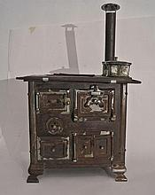 A small model of iron stove