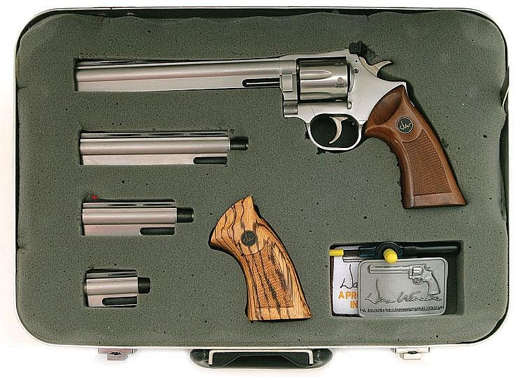 Dan Wesson Model 715