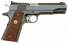 Colt National Match Semi-Auto Pistol