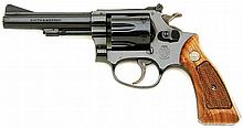 Smith & Wesson Model 34-1 22 / 32 Kit Gun Revolver