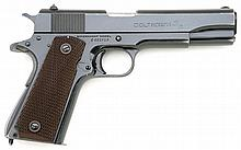 Rare Colt Model 1911A1 Government Model Transitional Civilian Pistol