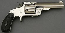Smith & Wesson 38 Single Action First Model Revolver