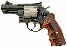 Smith & Wesson Model 329-1 Airlite Pd Performance Center Double Action Revolver