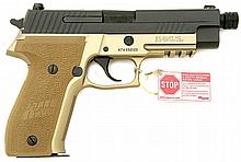 New In Box Sig Sauer P226 Combat Tb Semi-Auto Pistol