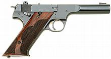 Rare High Standard Model H-E Semi-Auto Pistol