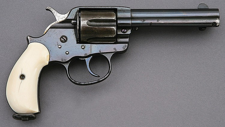 Colt Model 1878 Frontier Six Shooter Double Action Revolver