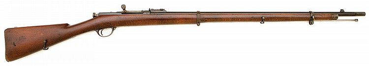 Russian Berdan Model 1870 (Berdan II) Rifle