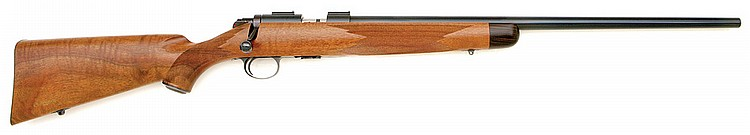 Kimber model 82 custom classic bolt action rifle