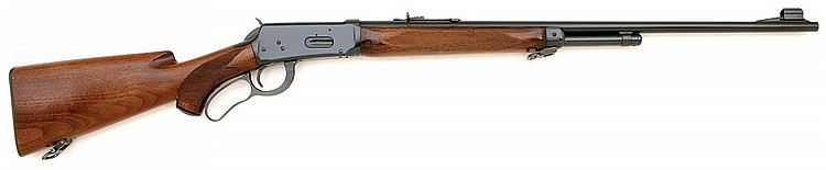 Winchester Model 64 Deluxe Rifle