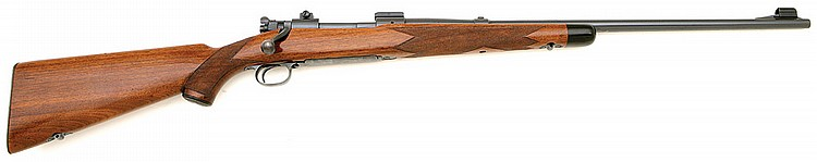 Winchester Pre-War Super Grade Model 70 Bolt Action Rifle
