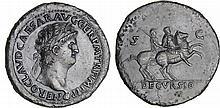 Néron - Sesterce (64, Rome)