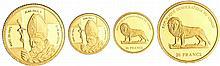 République démocratique du Congo - Jean Paul II - 20 francs 2004