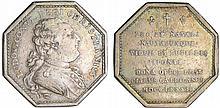 Jeton - Louis XVI (1774-1792) - Clergé de France 1782