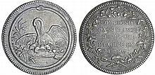 Jeton - Louis XVI (1774-1792) - Compagnie d'assurance sur la vie 1787