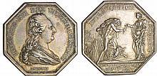 Jeton - Louis XVI (1774-1792) - Companie d'assurance du Havre 1783