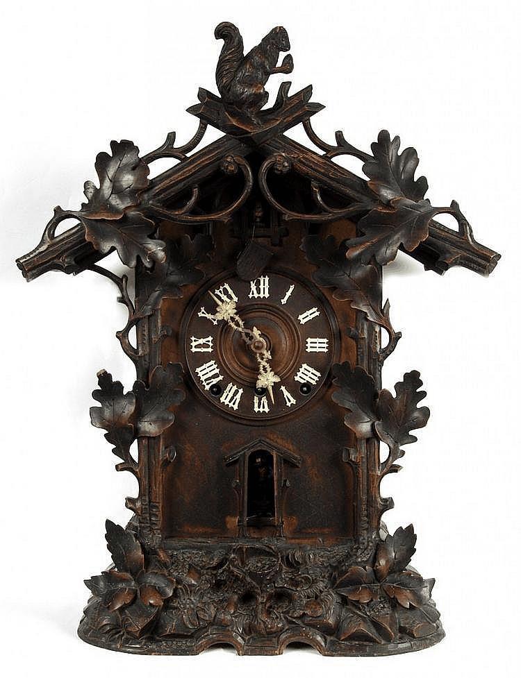 Black Forest (Schwarzwald) cuckoo clock